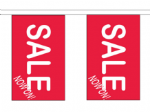 Sale Now On 10m Flag Bunting